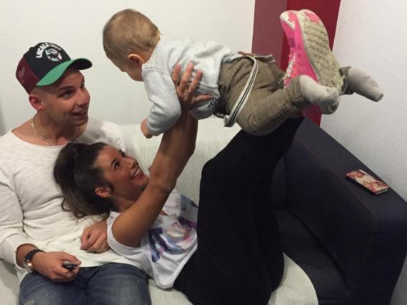 Der Sohn von Sarah und Pietro Lombardi wird im Juni ein Jahr alt