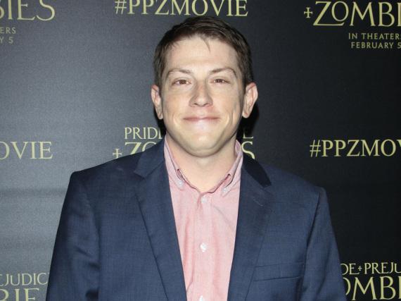 Seth Grahame-Smith bei der Premiere seines Films