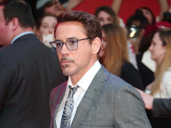 Robert Downey Jr. fühlt sich in der Rolle des Iron Man offenbar wohl