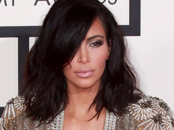 Irgendwie ziemlich gruselig: Kim Kardashian gab sich als Megan Fox aus