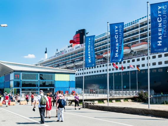 Hamburg feiert vom 5. bis zum 8. Mai den Hafengeburtstag