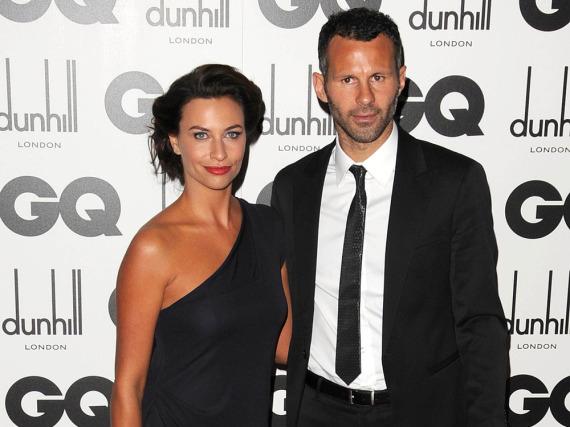 Ryan Giggs und seine Frau Stacey sind seit 2007 verheiratet