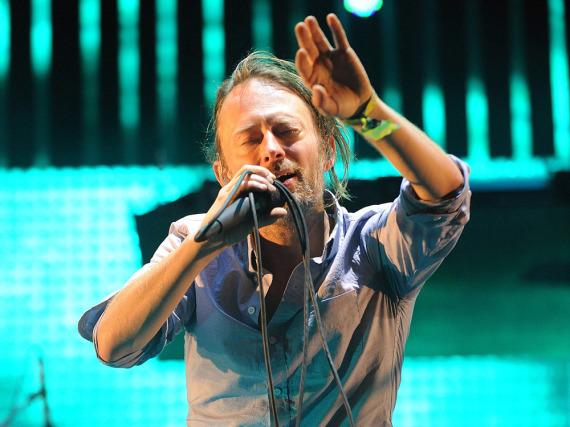Radiohead und Thom Yorke entsagen derzeit dem Internet