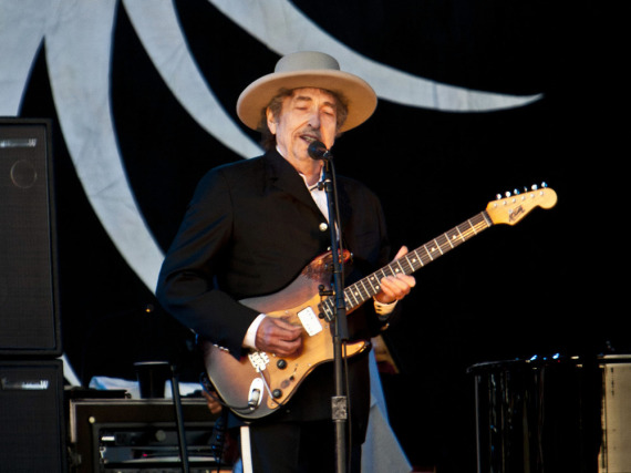 Bob Dylan könnte seine größten musikalischen Zeitgenossen im Herbst zu einem Mega-Festival