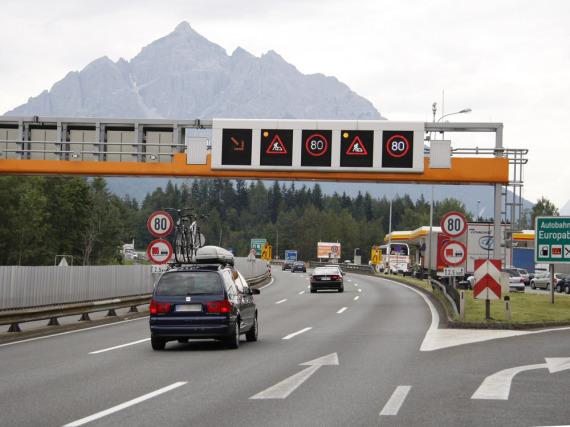 Am Brennerpass brauchen Autofahrer möglicherweise bald wieder sehr viel Geduld