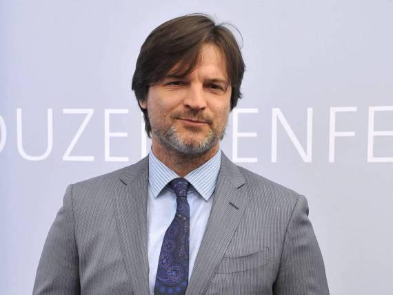 Schauspieler Mišel Matičević beim Produzentenfest 2015 in Berlin
