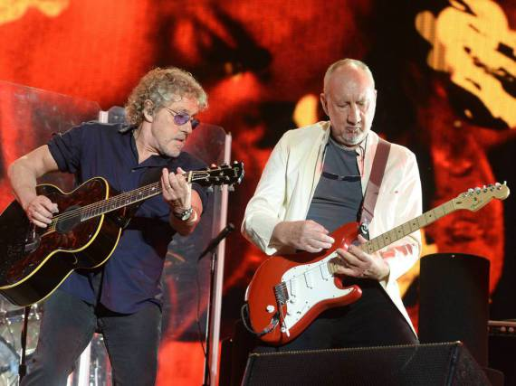 Roger Daltrey und Pete Townshend kommen im September für zwei Konzerte nach Deutschland