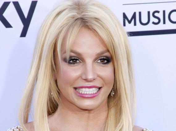 Britney Spears wird mit dem Millennium Award in Las Vegas  ausgezeichnet