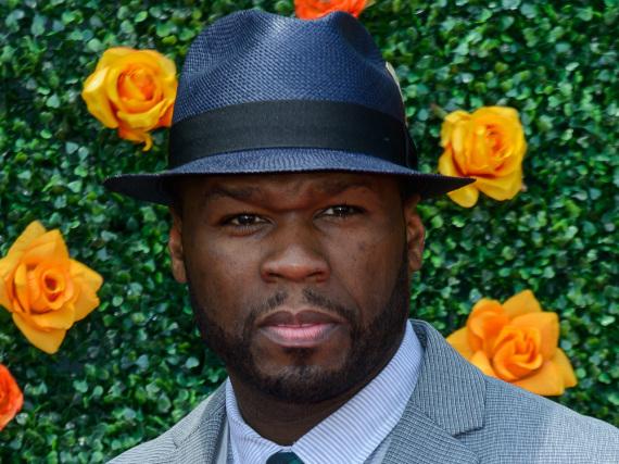 Feiner Zwirn, unfeines Verhalten: Rapper 50 Cent hat sich einen schweren öffentlichen Fehltritt geleistet