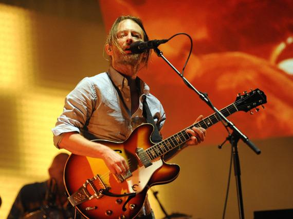 Jetzt geht's los: Radioheads neuer Song dürfte ein Vorbote für das neunte Studioalbum der Band sein