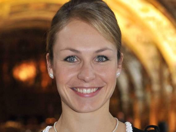 Magdalena Neuner freut sich auf ihr zweites Kind