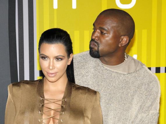Müssen sich einen neuen Bodyguard suchen: Kanye West und Kim Kardashian