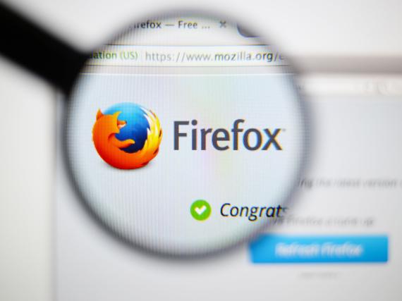 Einer der beliebtesten Browser der Welt: Firefox von Mozilla