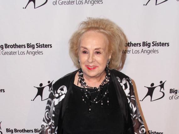Doris Roberts auf einem Event in Los Angeles