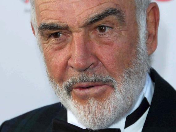 Sean Connery hat Ärger mit seinem Enkel