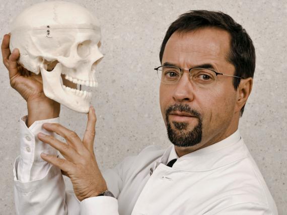 Jan Josef Liefers - aka Rechtsmediziner Prof. Karl-Friedrich Boerne aus dem Münster-