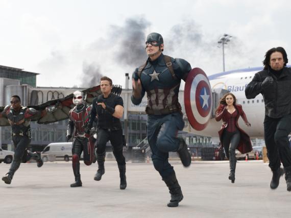 US-Traumstart für Marvels