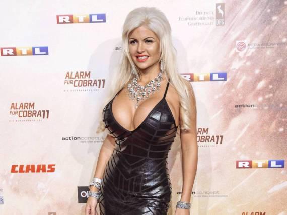Sophia Wollersheim hatte einen Autounfall