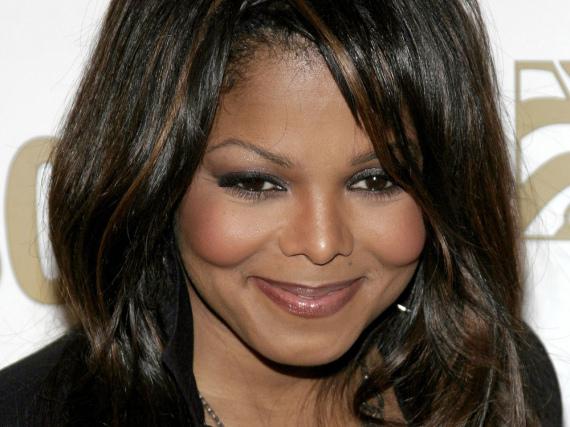 Janet Jackson feiert ihren 50. Geburtstag