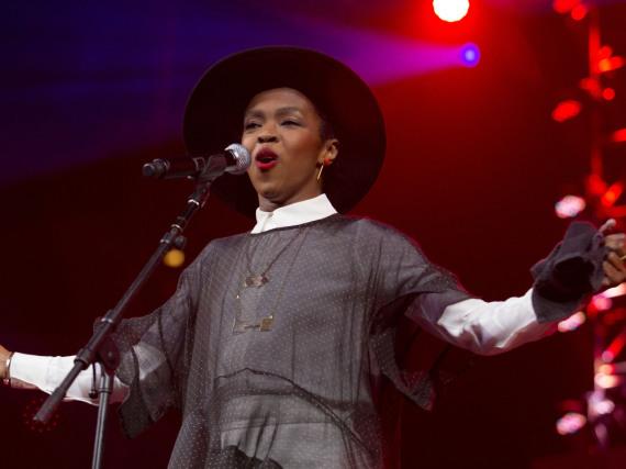 Lauryn Hill verspätet sich um zwei Stunden - die Fans sind wütend