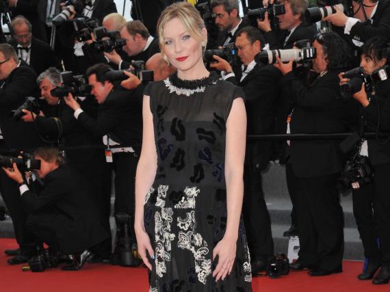 Kirsten Dunst wird sich wieder auf dem roten Teppich in Cannes zeigen - sie sitzt in der diesjährigen Jury