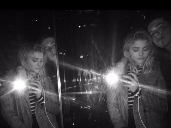 Mit Instagram-Schnappschüssen wie diesem sorgte Brooklyn Beckham in den vergangenen Wochen schon für