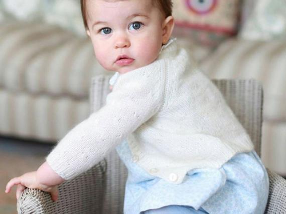 Kleine Trendsetterin: Prinzessin Charlotte