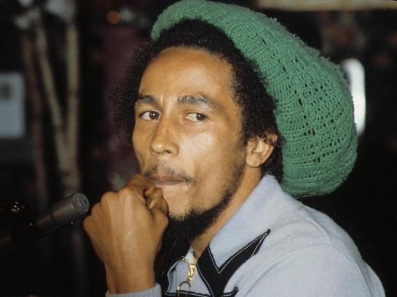 Bob Marley starb im Mai 1981 in Miami/Florida