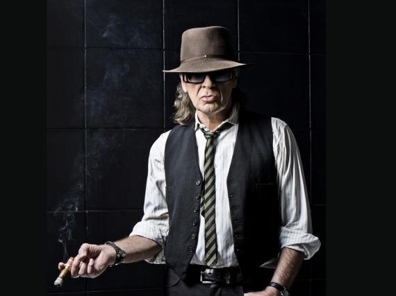 Udo Lindenberg rockt aktuell die Album-Charts