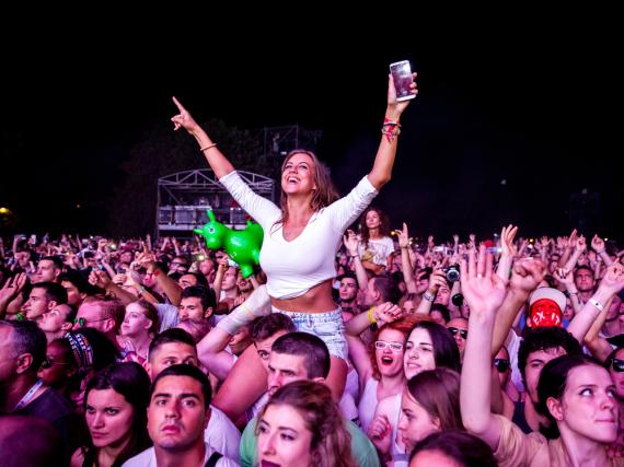 Ein Sommer ohne Festivals ist für viele Musikfans undenkbar