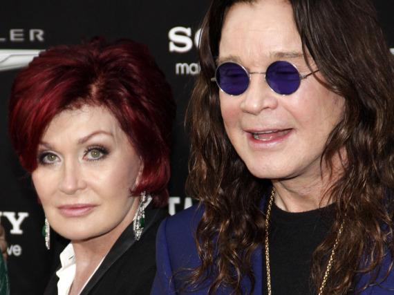 Sharon und Ozzy Osbourne sind seit 33 Jahren verheiratet