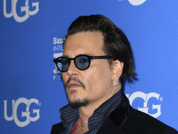 Johnny Depp macht den Skandal-Banker