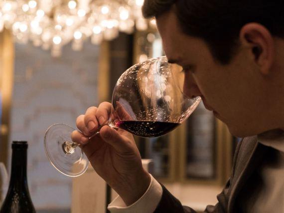Gute Weine erkennt man schon vor dem ersten Schluck - am Geruch oder