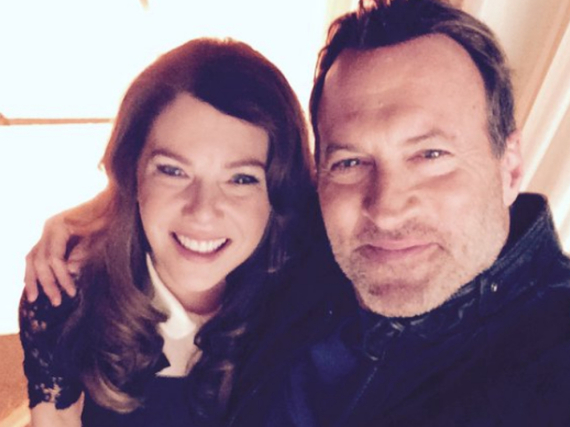 Ob Lorelei (Lauren Graham) und Luke (Scott Patterson) heiraten?
