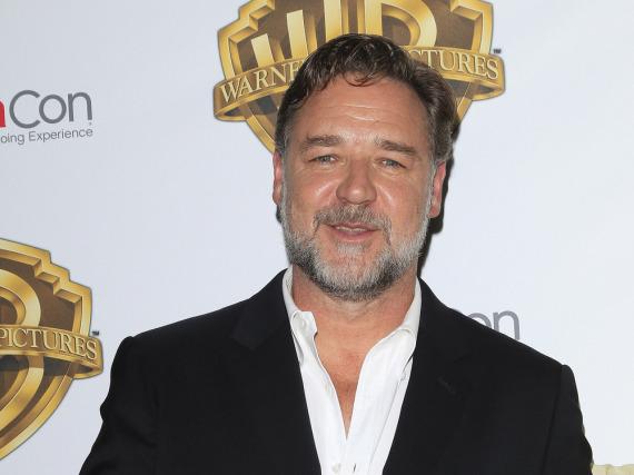 Er kann so freundlich lächeln, doch sein Image ist ein anderes: Russell Crowe