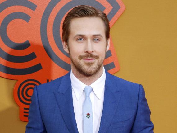 Zwischen Familienglück und Filmpremiere: Ryan Gosling