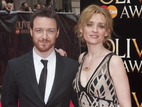 James McAvoy und Anne-Marie Duff gehen getrennte Wege