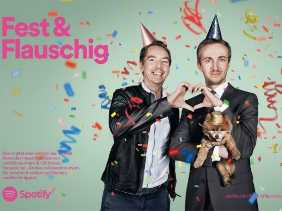 Olli Schulz (l.) und Jan Böhmermann sind zurück