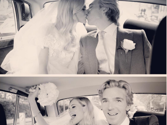 Poppy Delevingne ist seit zwei Jahren mit James Cook verheiratet
