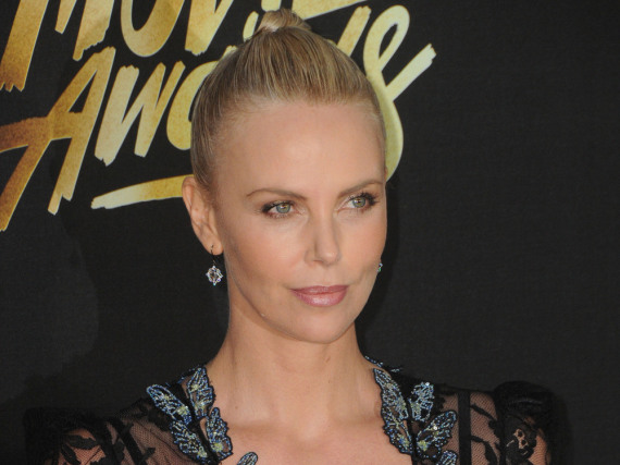 Charlize Theron bei den MTV Movie Awards 2016
