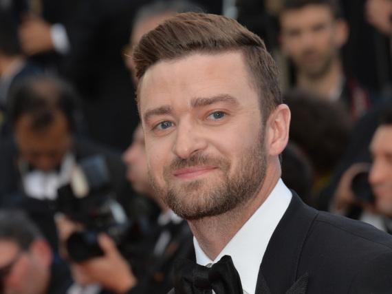 Der Mann hat gut grinsen: Justin Timberlakes ESC-Auftritt ist bei den Deutschen offenbar gut angekommen