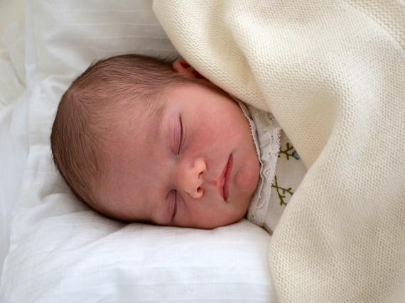 Prinz Oscar von Schweden wird in zehn Tagen getauft werden