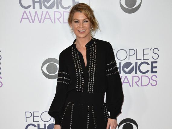 Wird sich Ellen Pompeo, alias Dr. Meredith Grey, in den neuen Folgen frisch verlieben?