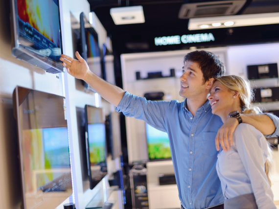 TV-Kauf: Preis-Leistung und Energieeffizienz schlagen Optik und Romantik
