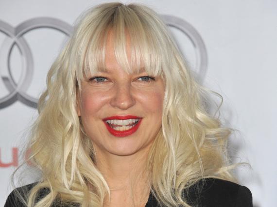 Die australische Sängerin Sia wurde mit Hilfe von David Guetta bekannt