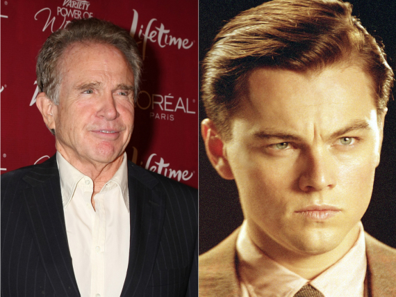 Warren Beatty spielt wie einst Leonardo DiCaprio den Milliardär Howard Hughes