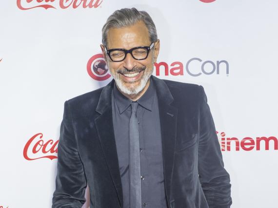 Jeff Goldblum tritt ins Marvel-Universum ein