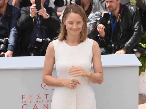 Jodie Foster beim Filmfestival in Cannes 2016