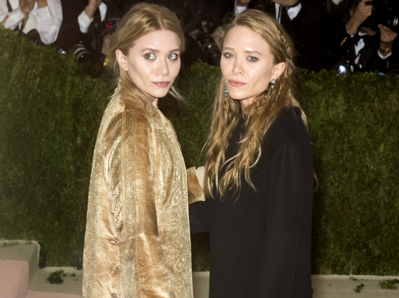 Ashley (l.) und Mary-Kate Olsen gründeten 2006 ihre eigenes Mode-Label