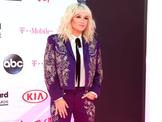 Kesha performte bei den Billboard Music Awards Bob Dylans
